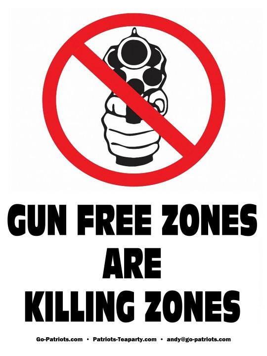 Gun free zone (1)
