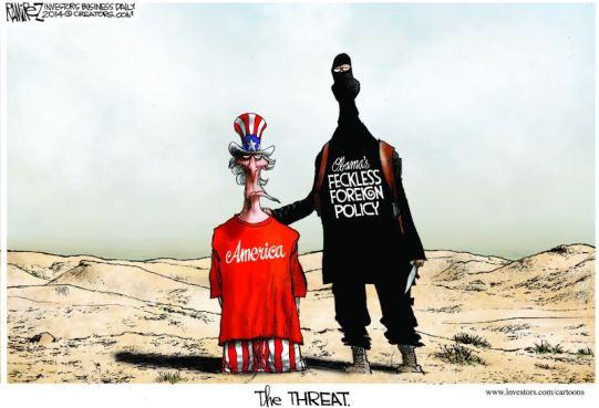 islamic state and obama