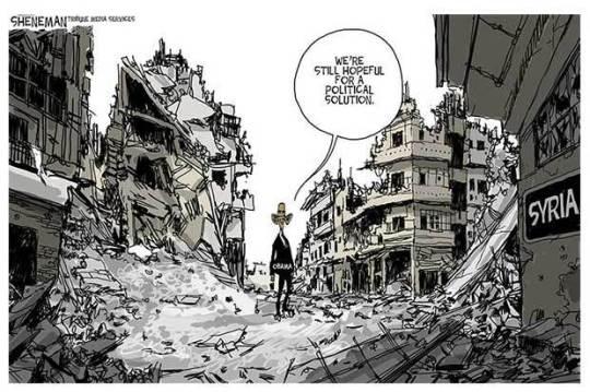 obama syria
