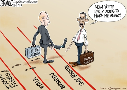 Putin-Lines