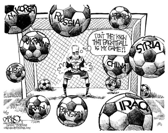 soccfer obama