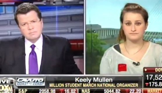 Cavuto-College-Protests-Keely-Mullen