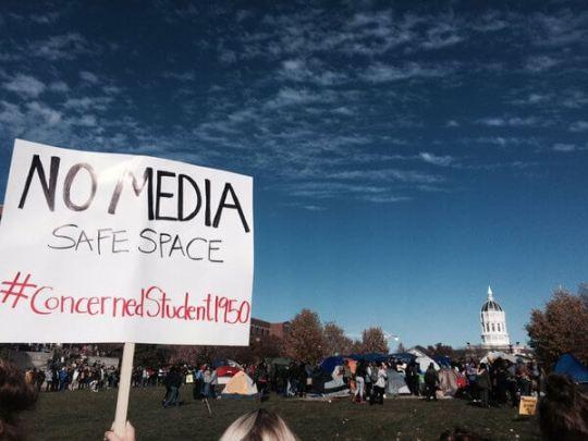 safe space no media