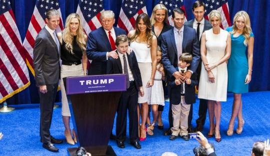 Trump-family1