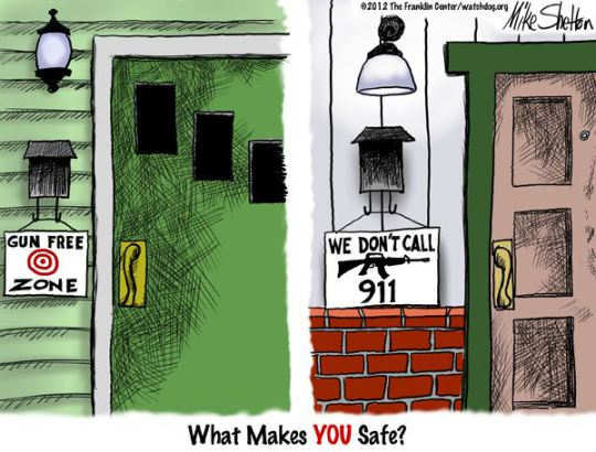 gun-free-home-signs