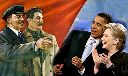 lenin-stalin-obama-hillary