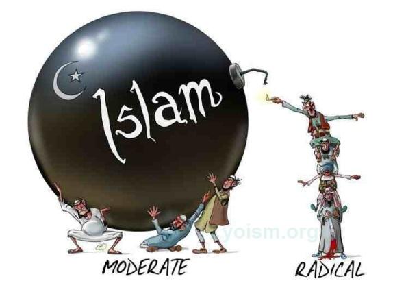 ModerateAndRadicalIslam