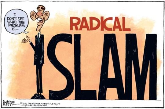 obama radical islam