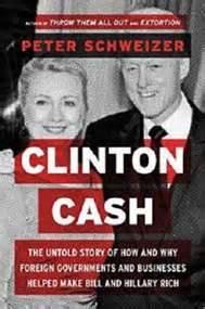 clinton cash book