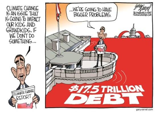 debt climate change
