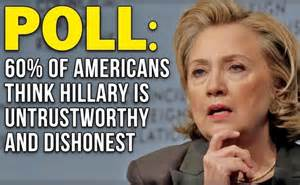 clinton untrustworthy