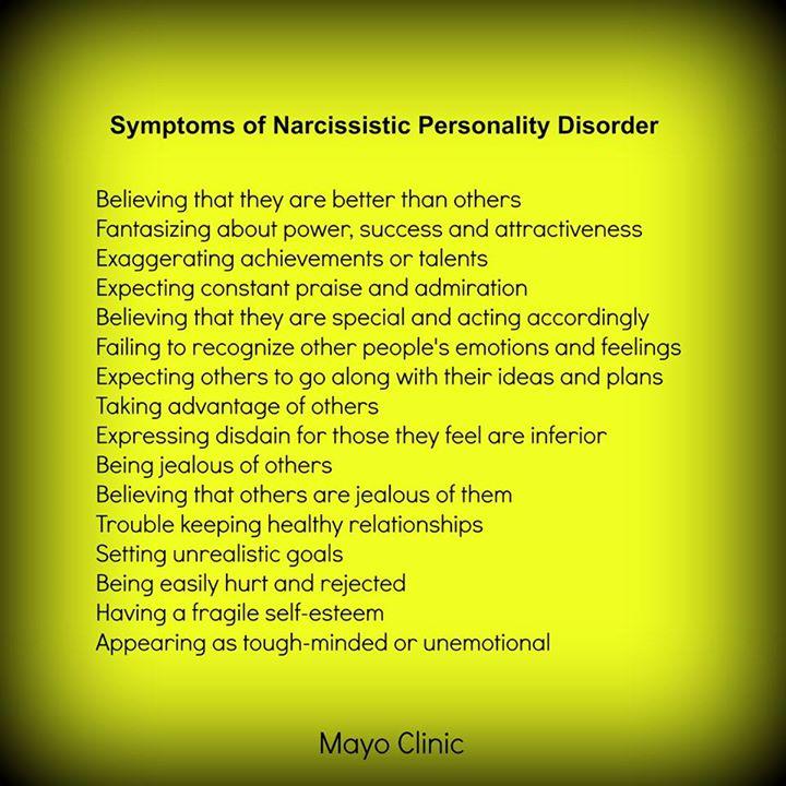 Psychopathy symptoms mayo clinic