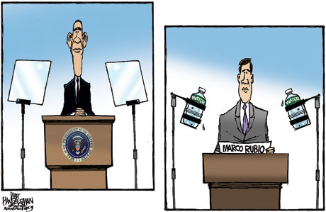 obama rubio