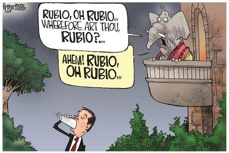 RUBIO WATERBOARDING