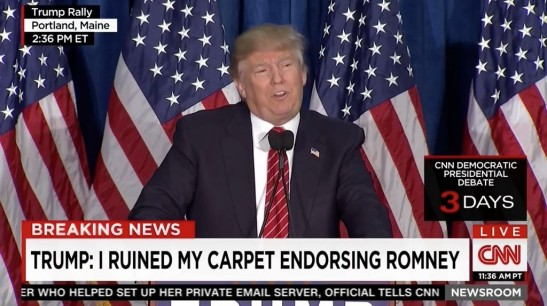 trump carpet