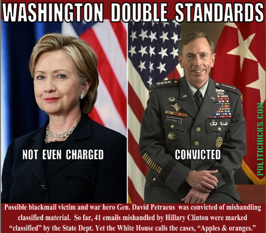 clinton and general