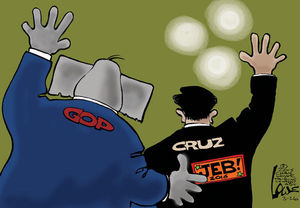 cruz bush establishment