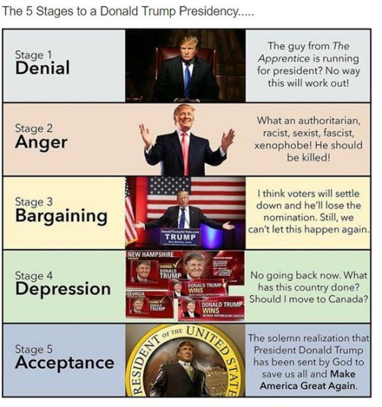 loving trump