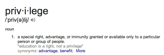 privilege-definition