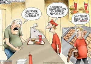 cartoon minimum wage