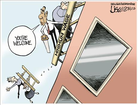 Obama-saws-ladder