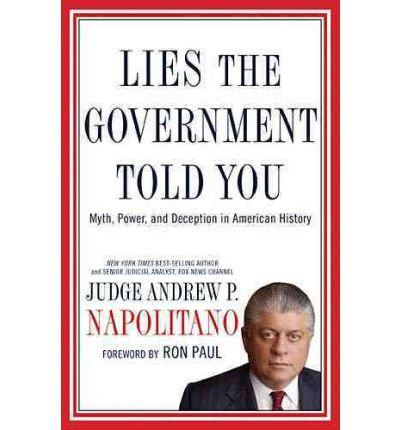 the lies the government told