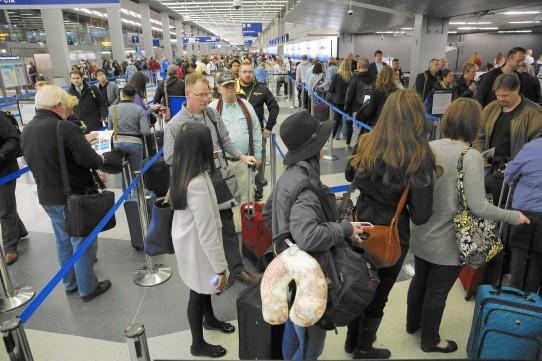 TSA-lines