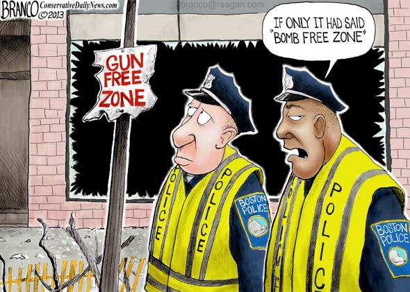 bomb free zones