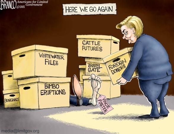 Clinton Scandals