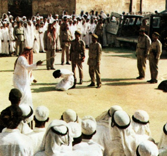 execution by beheading