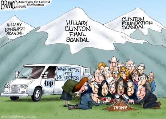 HillaryClinton-Scandals-vs-DonaldTrump