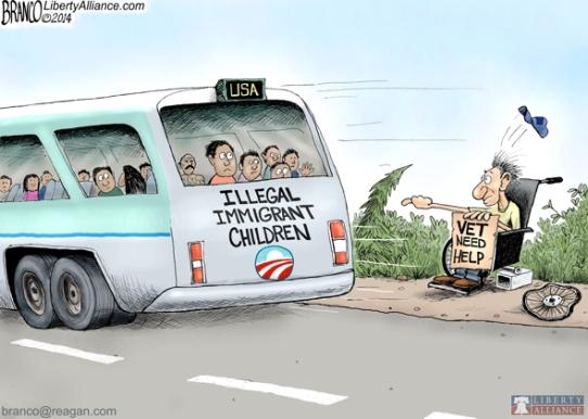 illegal veterans