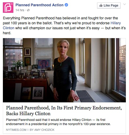 Planned-Parenthood-endorses-Hillary-Clinton-for-president-HRC