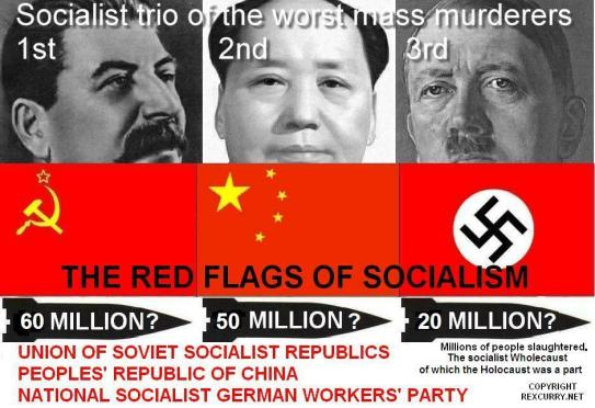 stalin mao hitler