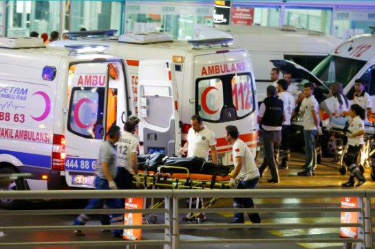 terrorist attack airport