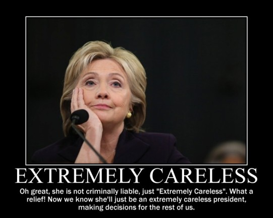 Extremely-Careless