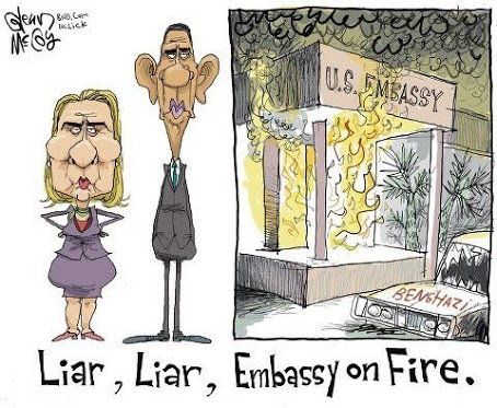 liar liar embassy on fire