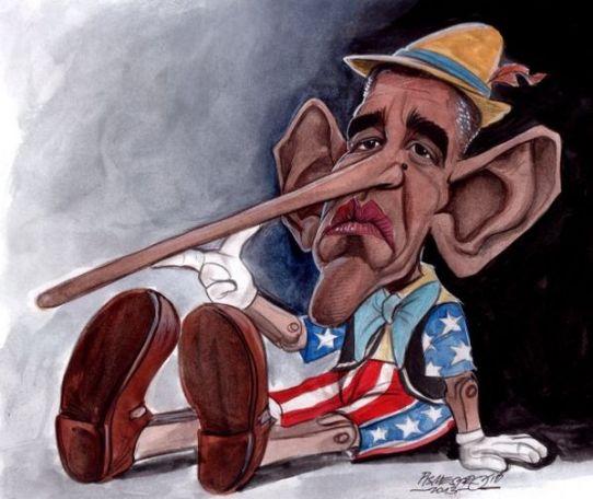 obama nose
