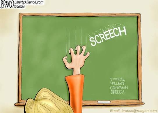 Screech-Hillary