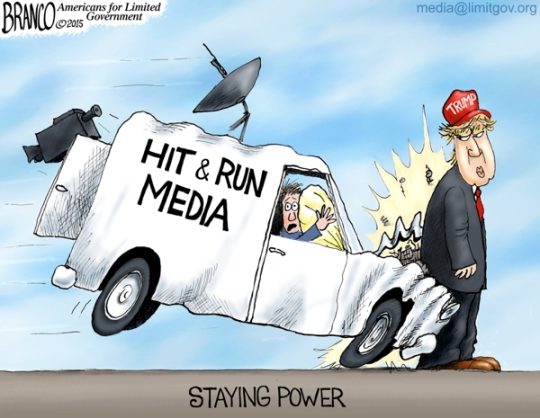 Image result for cartoons trump fake news
