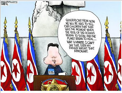 Image result for cartoons branco kim jung en