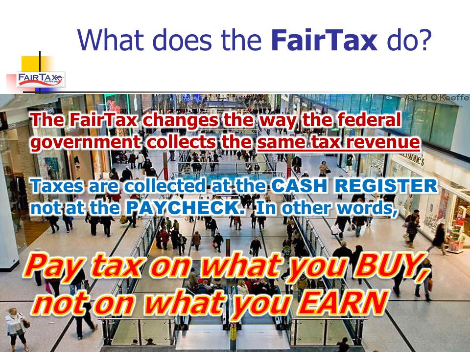 Image result for the fairtax ...