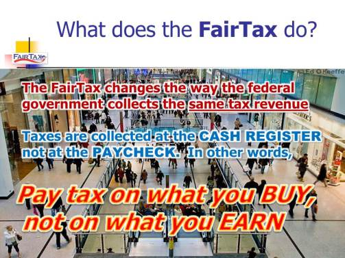 Image result for fairtax